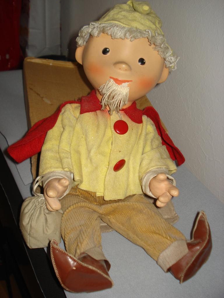 Der Sandmann - Puppe für den nächsten Flohmarkt